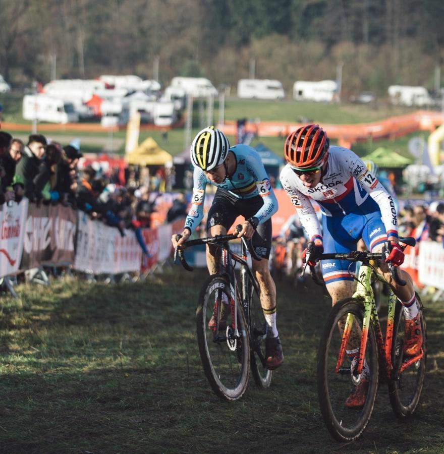 La manche de Coupe du Monde Cyclo-cross UCI de Wachtebeke déplacée à Dendermonde
