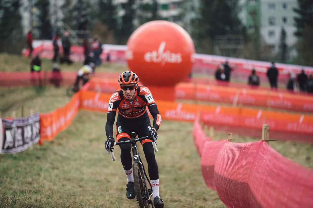 Vanthourenthout remporte la première manche à Tabor