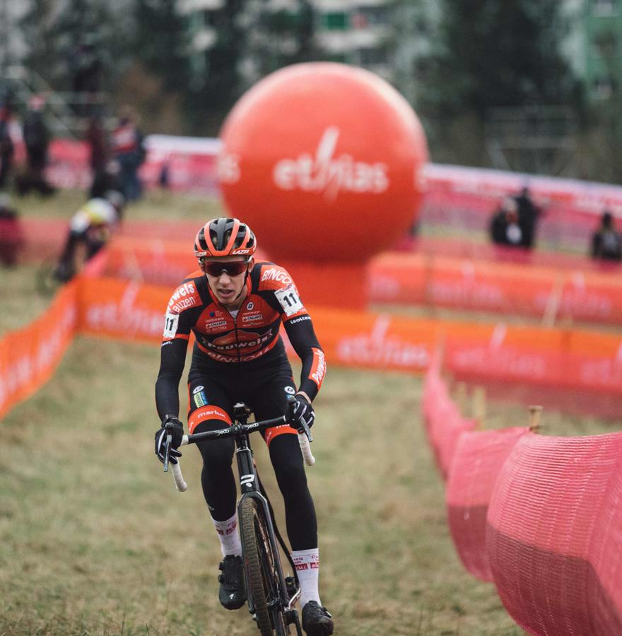Vanthourenthout wins first World Cup in Tabor