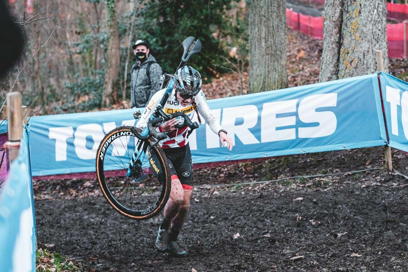 Lucinda Brand continue de gagner et remporte la victoire à Namur.