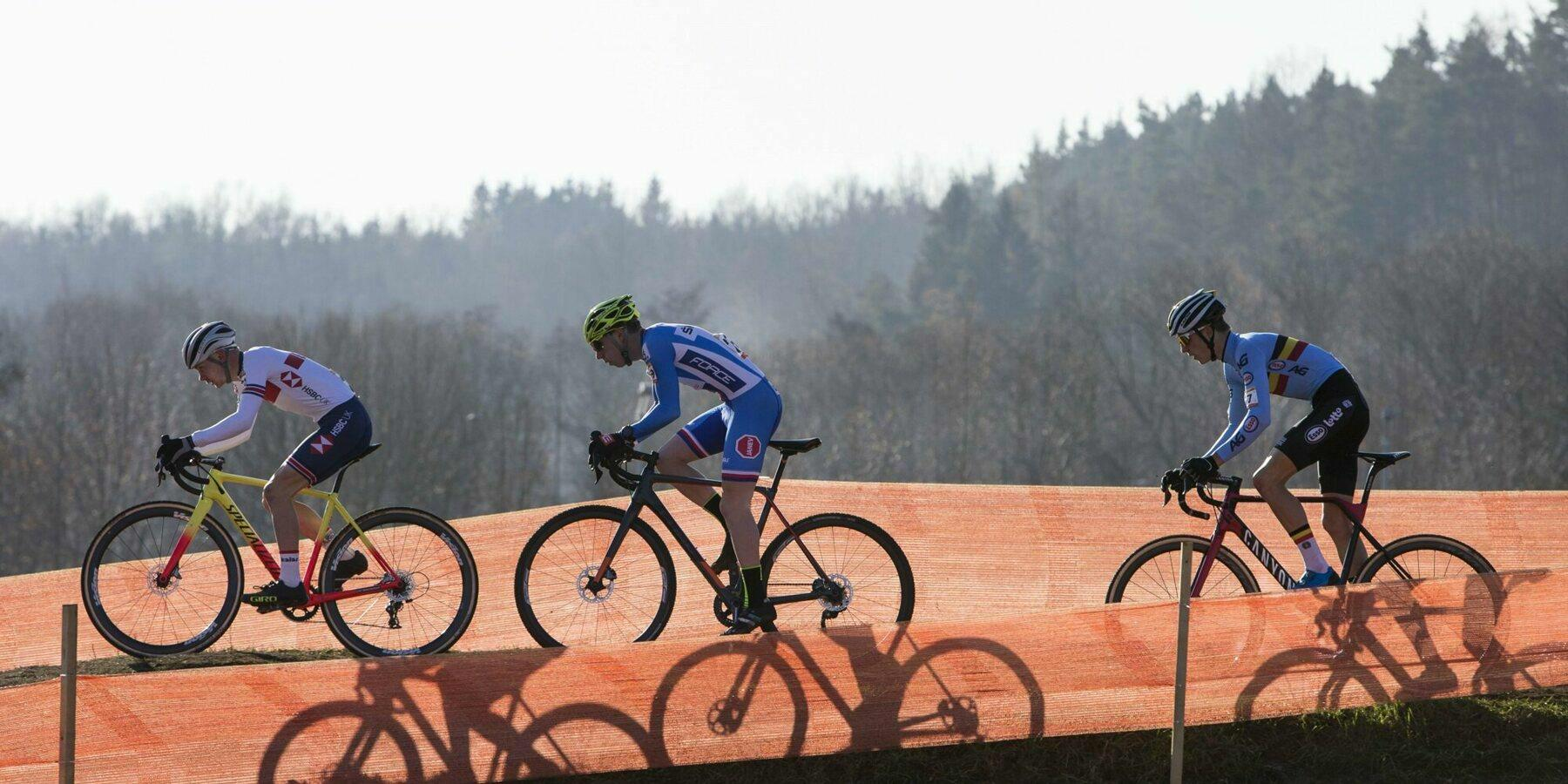 Val di Sole and Rucphen to complete 2021-2022 UCI Cyclo-cross World Cup calendar